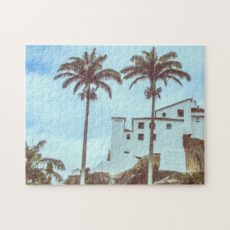 Break-head: Palms of the Convent of the Penha Puzzle
