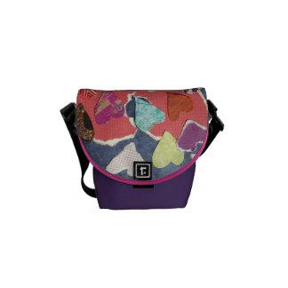 Break Open - mini messenger bag