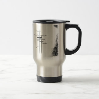 Break our Hearts Father Travel Mug
