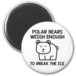 Break The Ice Magnet