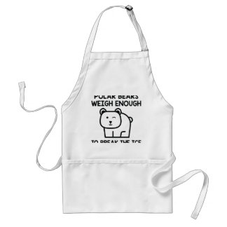 Break The Ice Standard Apron
