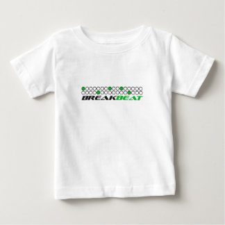 Breakbeat Music Production Pattern Baby T-Shirt