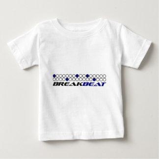 Breakbeat Music Production Pattern Shirt