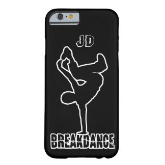 Breakdance custom monogram & color phone cases