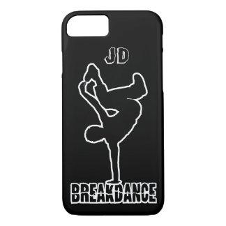 Breakdance custom monogram & color phone cases