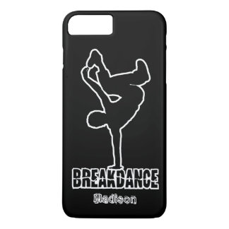 Breakdance custom name & color phone cases