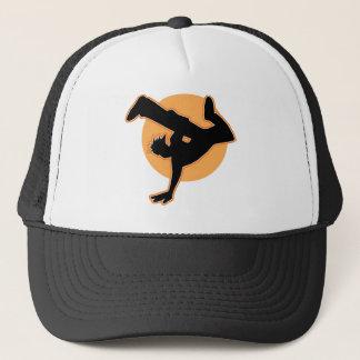 Breakdance flava trucker hat