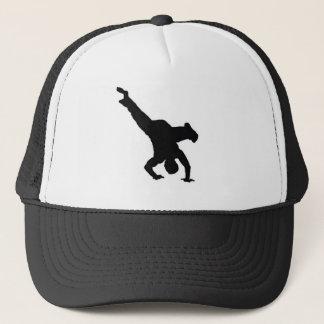Breakdancer hat