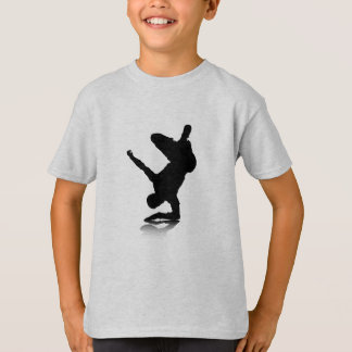 Breakdancer (on elbow) T-Shirt