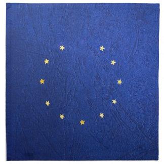 Breakdown Brexit Britain British Economy Eu Euro Napkin