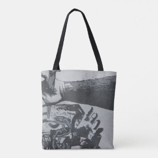 """Breaker"" All-Over-Print Tote Bag"