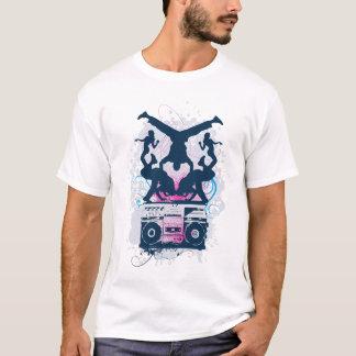 Breaker Boombox, Men's T-Shirt