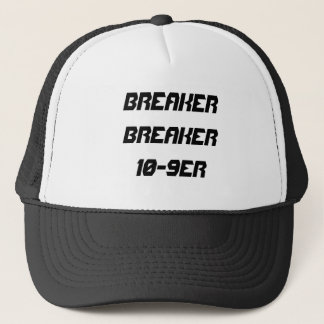 Breaker Breaker 10-9er Trucker Hat