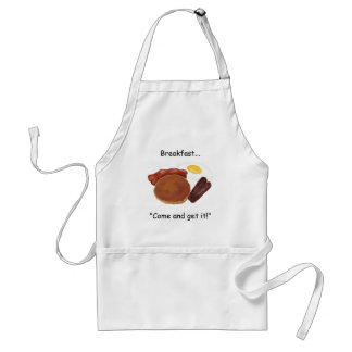 Breakfast Apron
