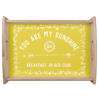 Breakfast in Bed Club Sunshine Tray