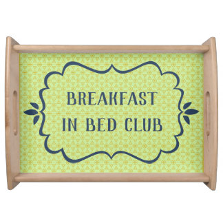 Breakfast in Bed Club Tray