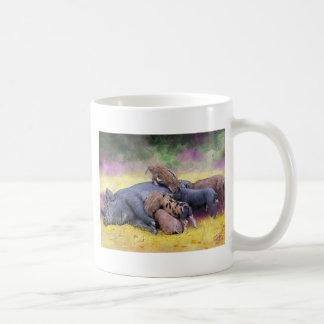 Breakfast is ready coffee mug