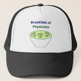 Breakfast of Physicists Trucker Hat