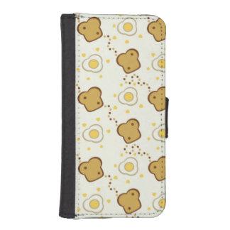 Breakfast Phone Wallet Case
