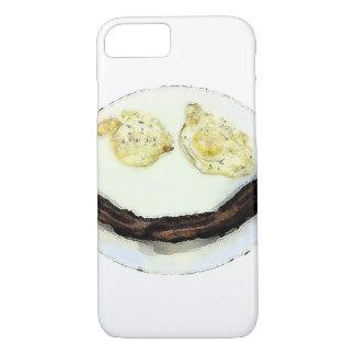 Breakfast Smiles iPhone 7 Case