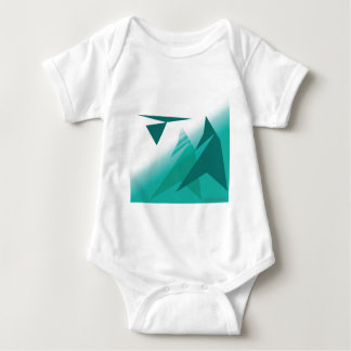 Breaking Angers Embrace_Duality Baby Bodysuit