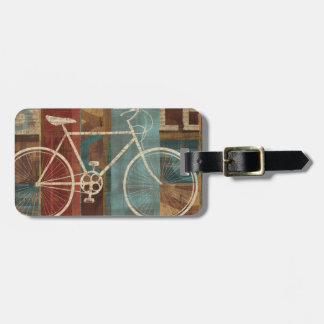 Breaking Away Luggage Tag