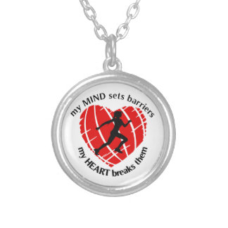 Breaking Barriers Lady Runner Necklace