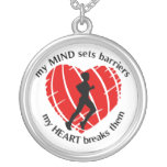 Breaking Barriers Running Necklace