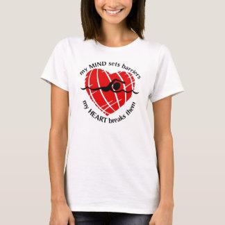 BREAKING BARRIERS SWIMMER T-Shirt