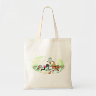 Breaking Cat News Library Tote