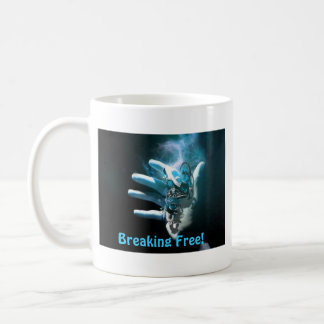 Breaking Free! Basic White Mug