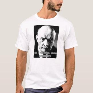 Breaking Lenin shirt