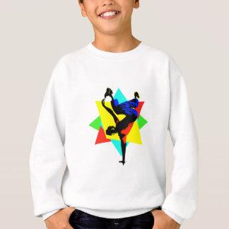Breaking out sweatshirt