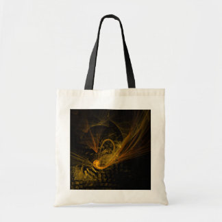 Breaking Point Abstract Art Tote Bag