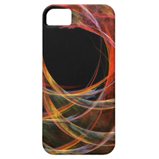 Breaking the Circle Abstract Art iPhone 5 Case For The iPhone 5