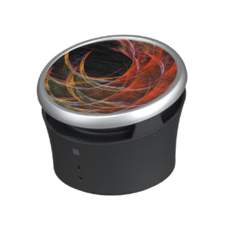 Breaking the Circle Abstract Art Speaker