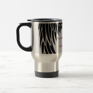 Breaking the Darkness Travel Mug