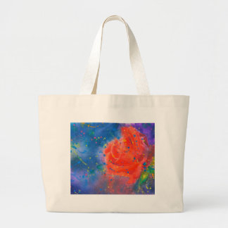 Breaking the Ice Large Tote Bag
