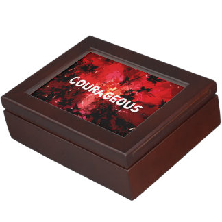 Breaking The Silence 777 Keepsake Box