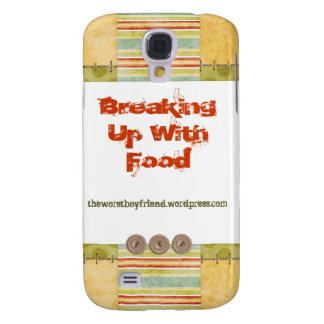 Breaking Up With Food iPhone Case