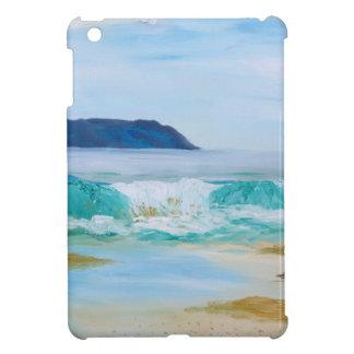 Breaking Wave by KatGibsonArt - love the beach! Case For The iPad Mini