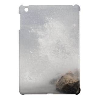 Breaking waves on rocks on the Adriatic Sea. iPad Mini Covers