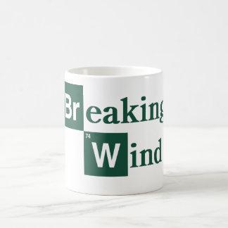 Breaking Wind Mug