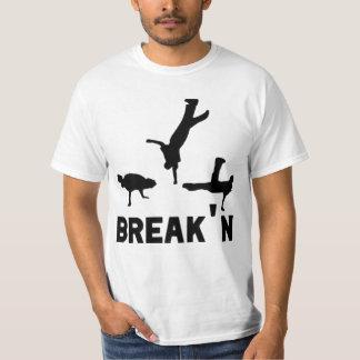 Break'n Breakdance Retro Shirt