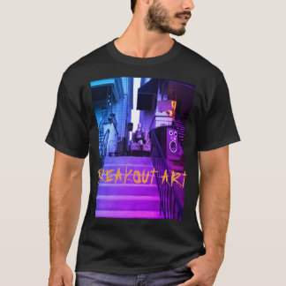 BREAKOUT_ART Poetry T-shirt