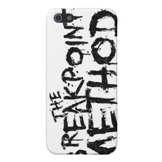 Breakpoint Method Apparel iPhone 5 Covers