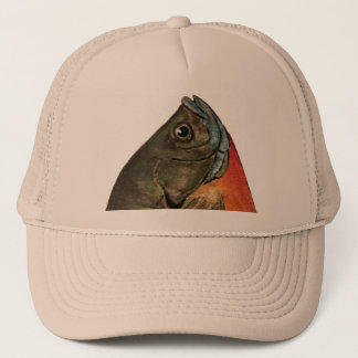Bream Fishing Trucker Hat
