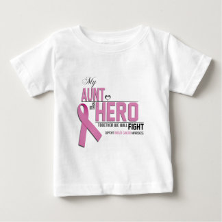 Breast Cancer Awareness: aunt Baby T-Shirt