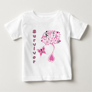 Breast Cancer Awareness Baby T-Shirt