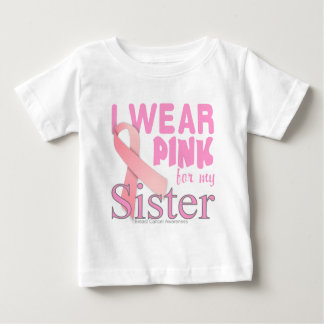 breast cancer awareness for sister tee shirts